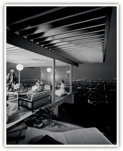 Case Study House #22, Los Angeles, 1960  Pierre Koenig, Architect Julius Shulman  American, 1960  Gelatin Silver Print  2004.R.10    The J. Paul Getty Trust